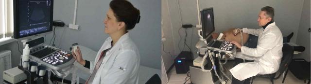Ультразвуковая диагностика УЗИ